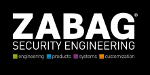 Logo ZABAG Security Engineering GmbH