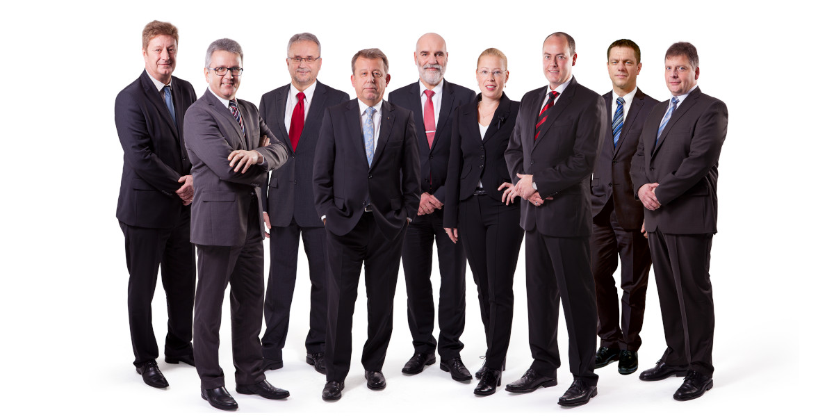 Managing board and managing directors of the Production Network